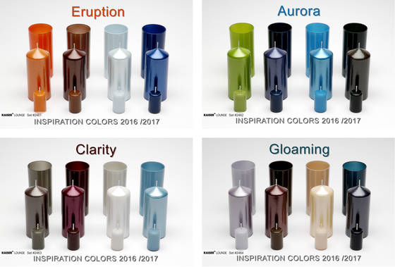 KAISER Lacke GmbH: Inspiration Colors 2016/2017